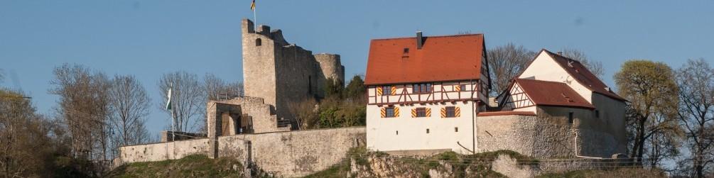 Schwäbischer Albverein | Burg Derneck
